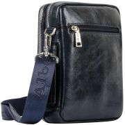 Купить Мужская сумка L-60-1 (синий) недорого