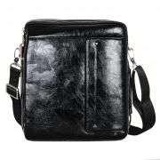 Купить Мужская сумка L-60-4 (черный) недорого