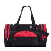 Купить Спортивная сумка С-6, малая, черный недорого