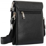 Купить Мужская сумка L-10-4 (черный) недорого