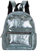 Купить Женский рюкзак 63-8-5 голубой недорого