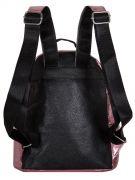 Купить Женский рюкзак 63-8-1 иск.кожа розовый недорого