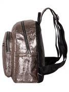 Купить Женский рюкзак 63-8-2 бронзовый недорого