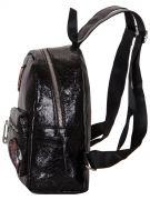 Купить Женский рюкзак 63-8-9 черный недорого