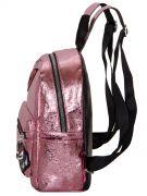 Купить Женский рюкзак 63-8-9 розовый недорого