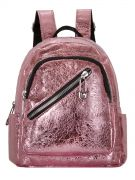 Купить Женский рюкзак 63-8-3 розовый недорого