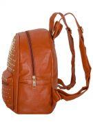 Купить Женский рюкзак 63-6606 коричневый недорого