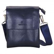 Купить Мужская сумка L-4-1 (синий) недорого