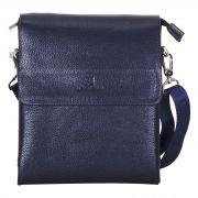 Купить Мужская сумка L-4-3 (синий) недорого