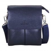 Купить Мужская сумка L-8-1 (синий) недорого