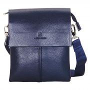 Купить Мужская сумка L-9-2 (синий) недорого