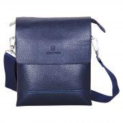 Купить Мужская сумка L-18-2 (синий) недорого