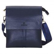 Купить Мужская сумка L-22-3 (синий) недорого