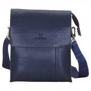 Купить Мужская сумка L-23-2 (синий) недорого