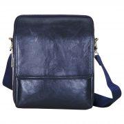 Купить Мужская сумка L-55-3 (синий) недорого