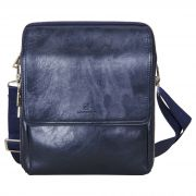 Купить Мужская сумка L-55-4 (синий) недорого