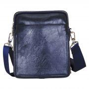 Купить Мужская сумка L-56-1 (синий) недорого