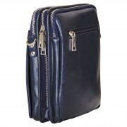 Купить Мужская сумка L-56-2 (синий) недорого