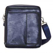 Купить Мужская сумка L-60-3 (синий) недорого