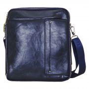 Купить Мужская сумка L-60-4 (синий) недорого