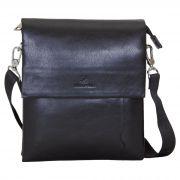 Купить Мужская сумка L-21-3 (черный) недорого
