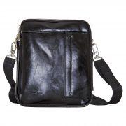 Купить Мужская сумка L-60-2 (черный) недорого