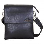 Купить Мужская сумка L-101-2 (черный) недорого