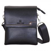 Купить Мужская сумка L-102-1 (черный) недорого