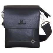 Купить Мужская сумка L-103-1 (черный) недорого