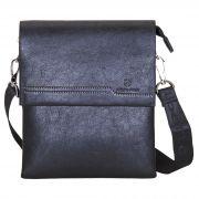Купить Мужская сумка L-105-3 (черный) недорого
