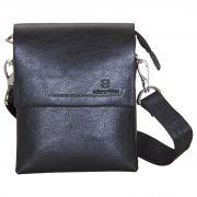 Купить Мужская сумка L-106-1 (черный) недорого