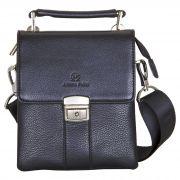 Купить Мужская сумка L-107-1 (черный) недорого