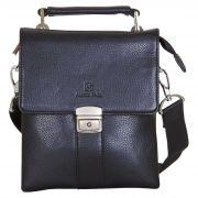Купить Мужская сумка L-107-2 (черный) недорого