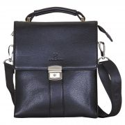 Купить Мужская сумка L-107-3 (черный) недорого