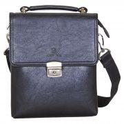 Купить Мужская сумка L-109-3 (черный) недорого