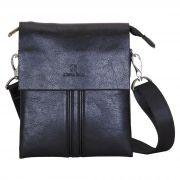 Купить Мужская сумка L-115-2 (черный) недорого