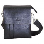 Купить Мужская сумка L-116-1 (черный) недорого