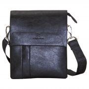 Купить Мужская сумка L-116-2 (черный) недорого