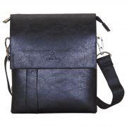 Купить Мужская сумка L-116-3 (черный) недорого