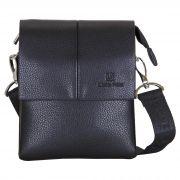 Купить Мужская сумка L-117-1 (черный) недорого