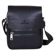 Купить Мужская сумка L-118-2 (черный) недорого