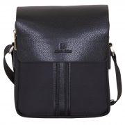 Купить Мужская сумка L-121-3 (черный) недорого