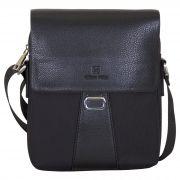 Купить Мужская сумка L-123-3 (черный) недорого