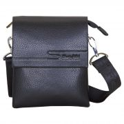 Купить Мужская сумка L-124-1 (черный) недорого