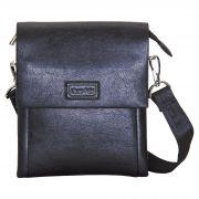 Купить Мужская сумка L-126-2 (черный) недорого