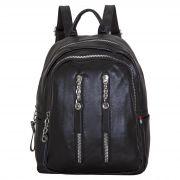Купить Женский рюкзак тал-120 черный недорого