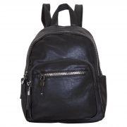 Купить Женский рюкзак тал-1823, черный недорого