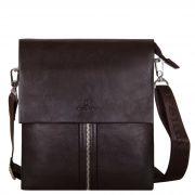 Купить Мужская сумка L-16-4 (коричневый) недорого