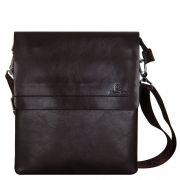 Купить Мужская сумка L-20-4 (коричневый) недорого