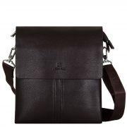 Купить Мужская сумка L-22-4 (коричневый) недорого